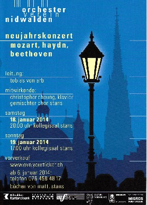 Neujahrskonzert 2014