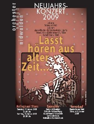 Naujahrskonzert 2009