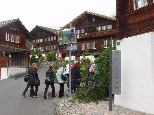 Vereinsausflug nach Brienz